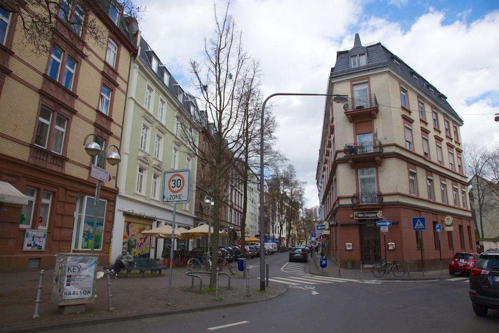 Rendeler Straße
