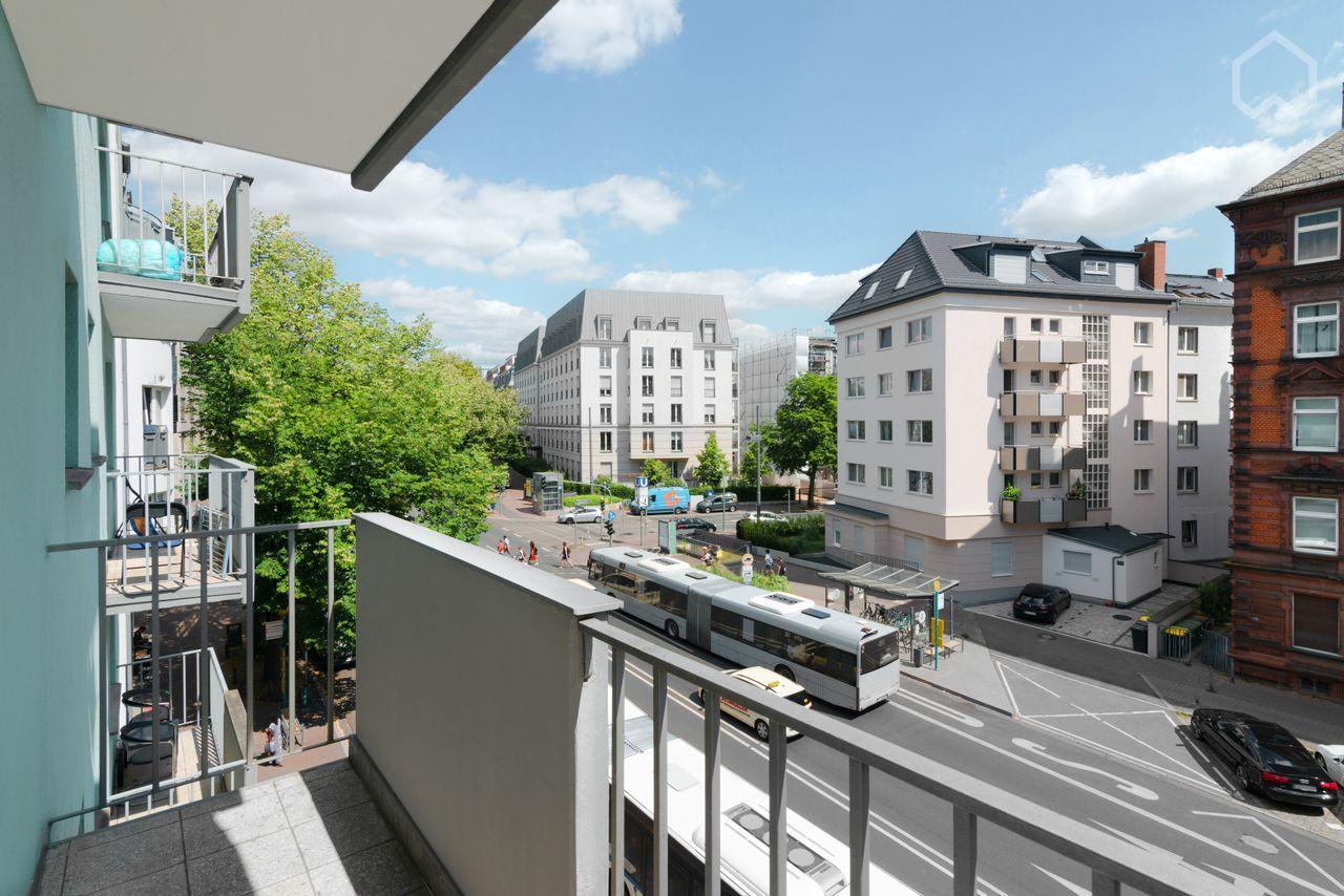 Eschersheimer Landstraße