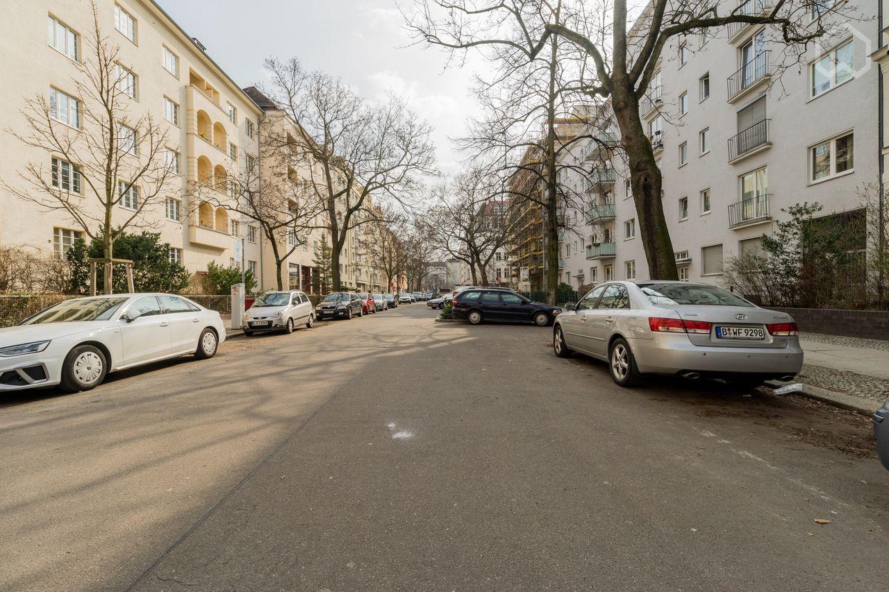 Nassauische Straße