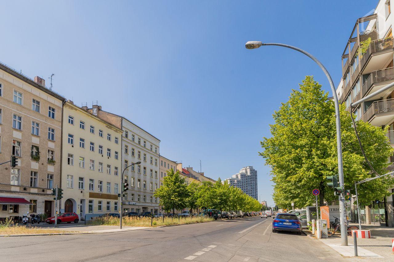 Friedenstraße