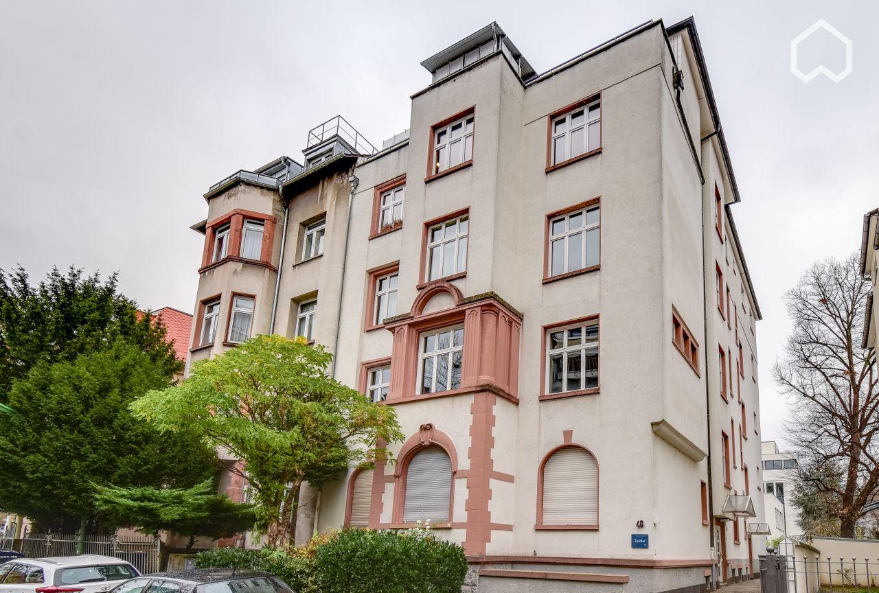 Bettinastraße