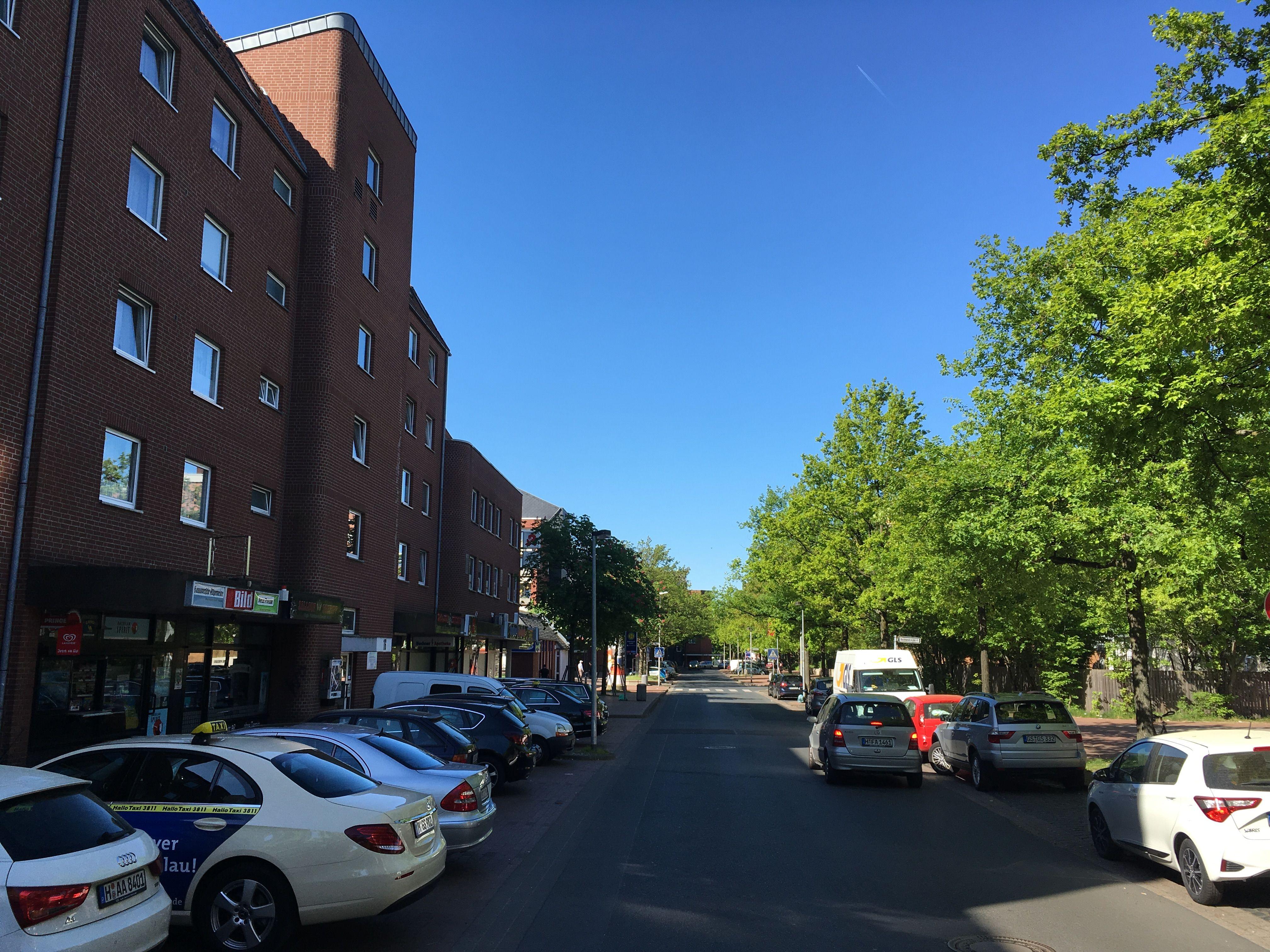 Rotekreuzstraße