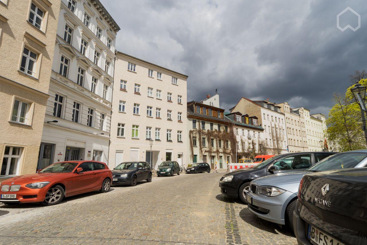 Elisabethkirchstraße