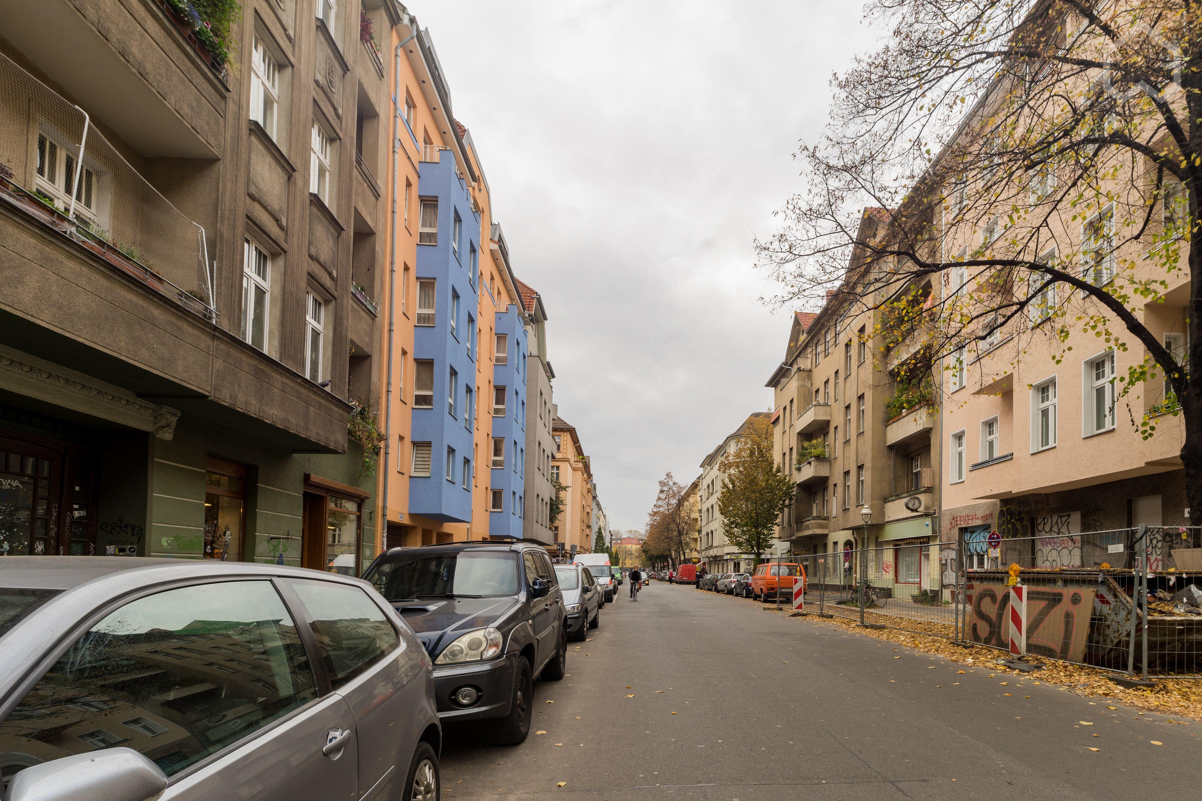 Bürknerstraße