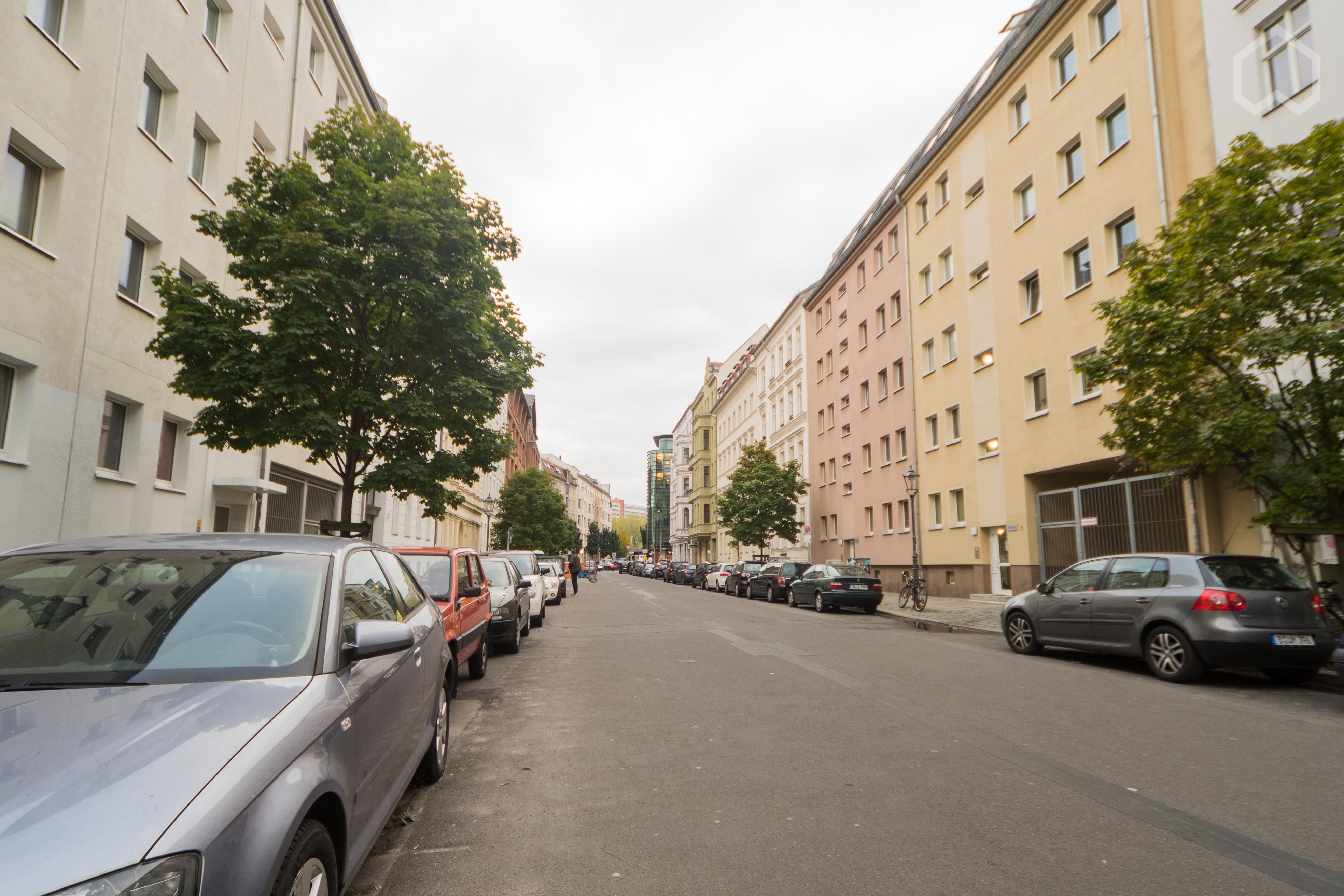Max-Beer-Straße