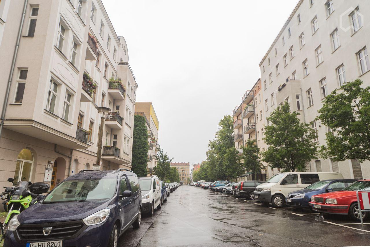 Wöhlertstraße