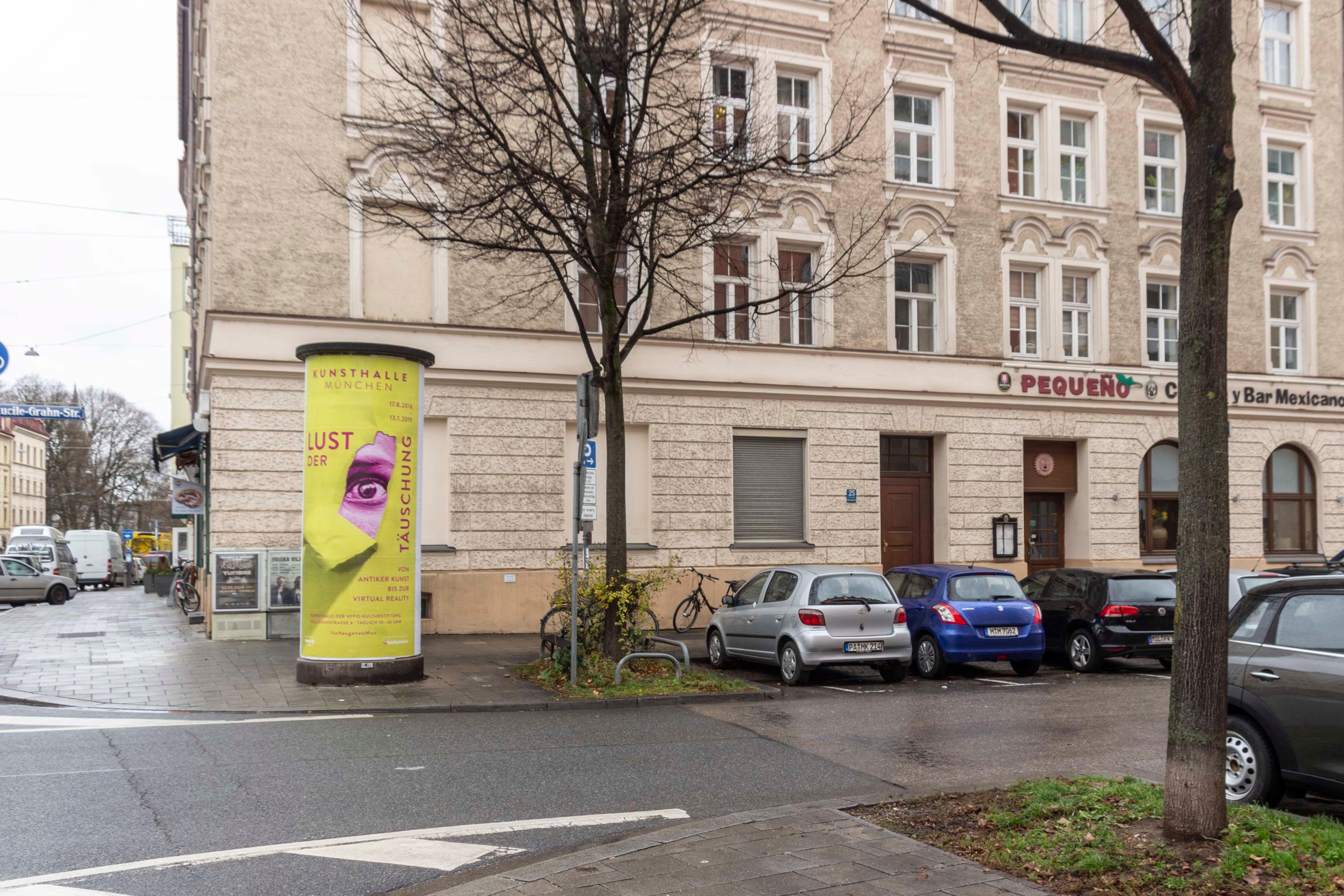 Lucile-Grahn-Straße