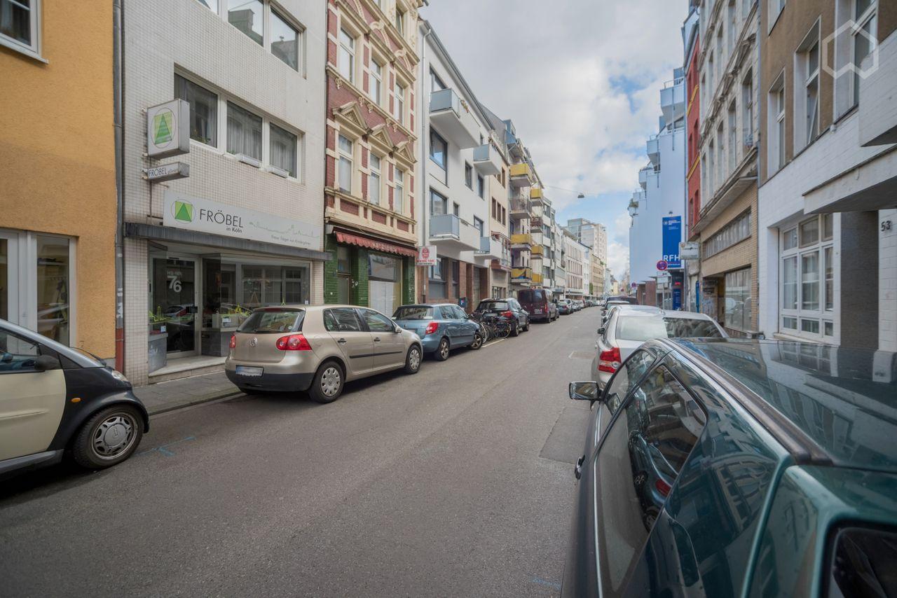 Weyerstraße