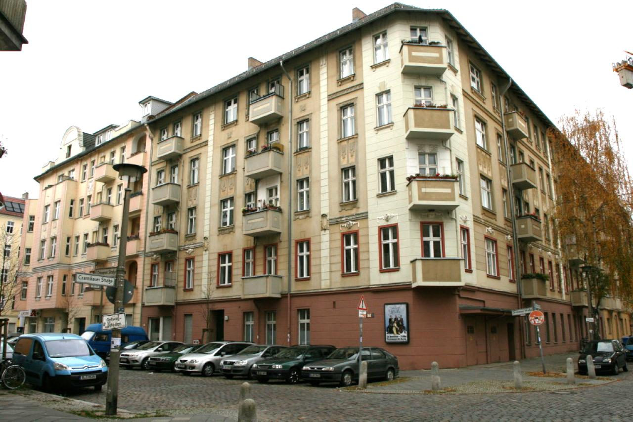 Driesener Straße