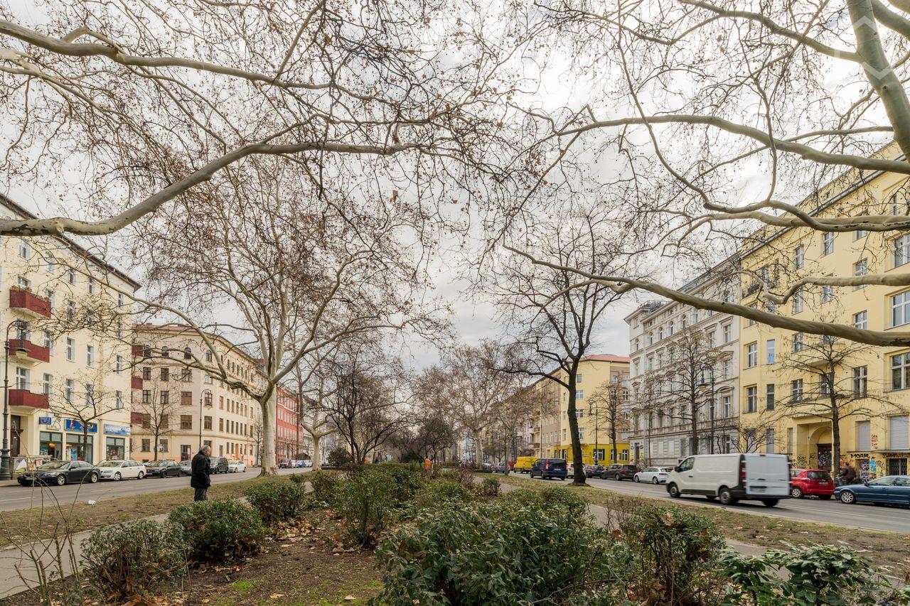 Gneisenaustraße