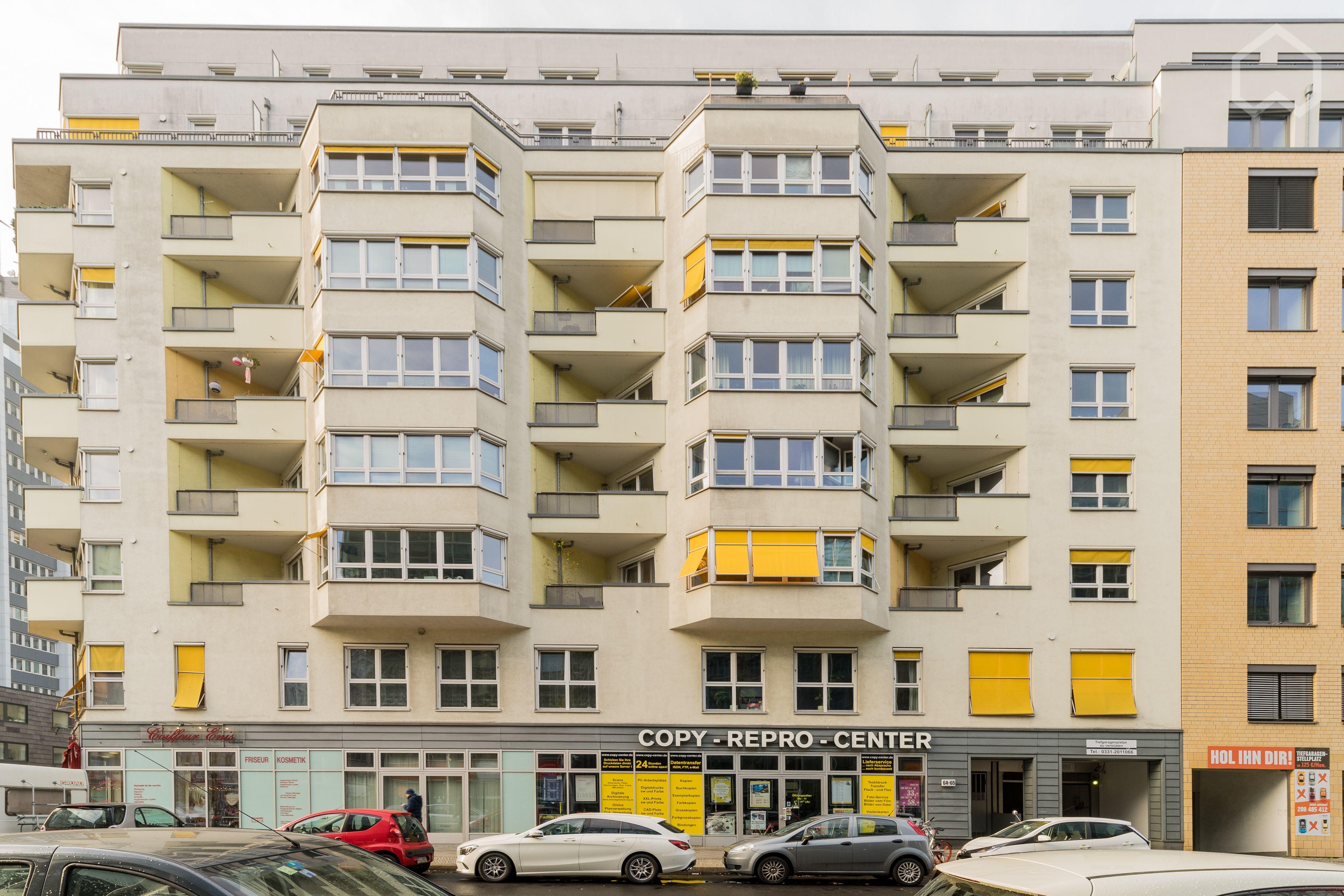 Markgrafenstraße