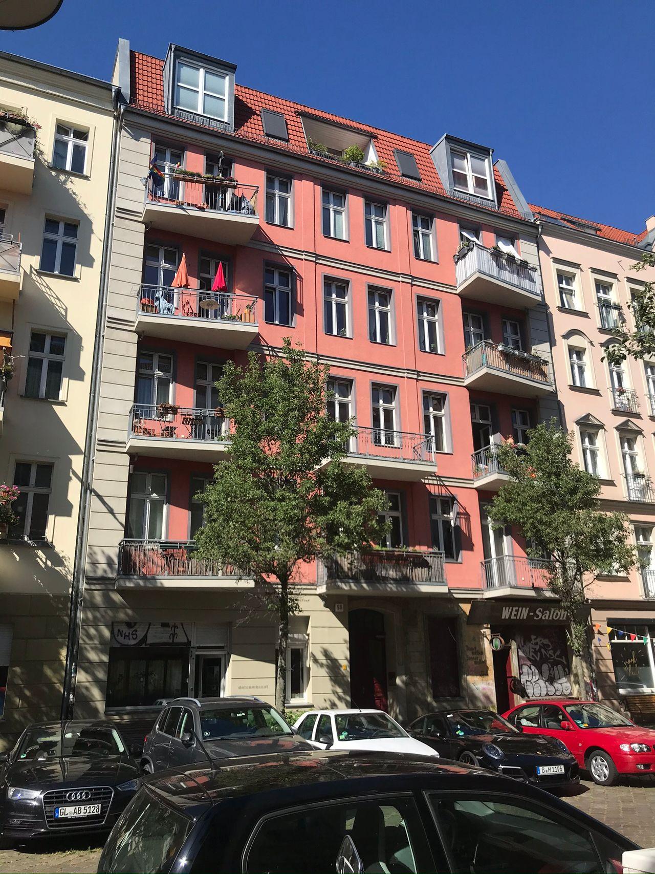 Schreinerstraße