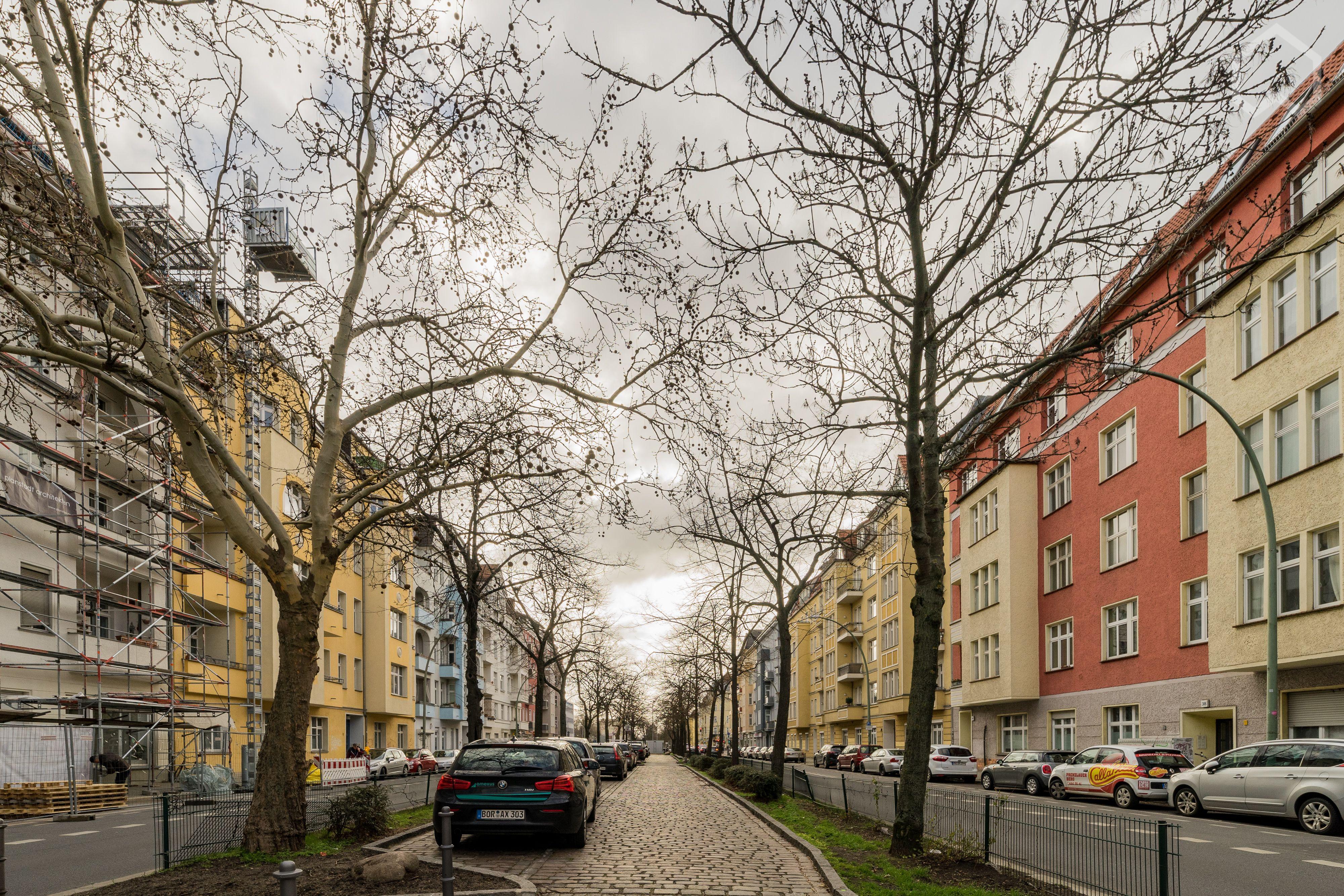 Wichertstraße