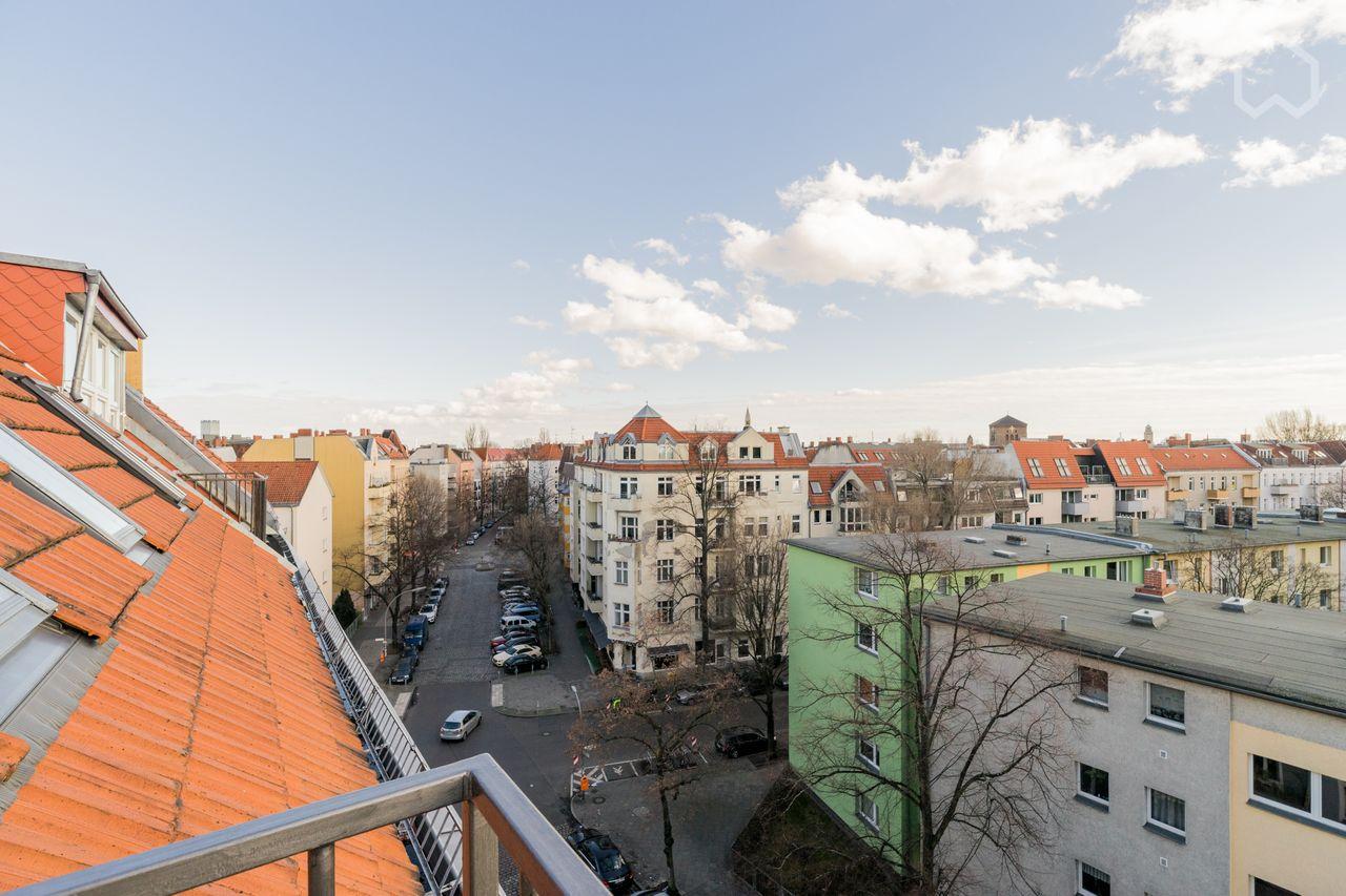Friedelstraße