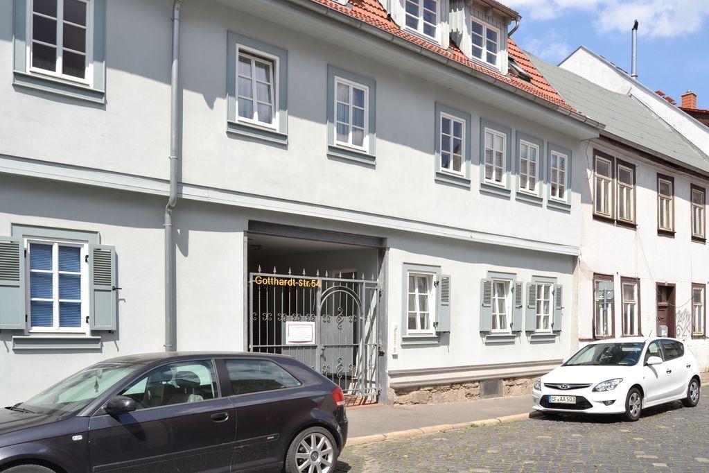 Gotthardtstraße