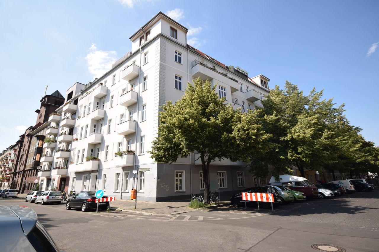 Schönfließer Straße