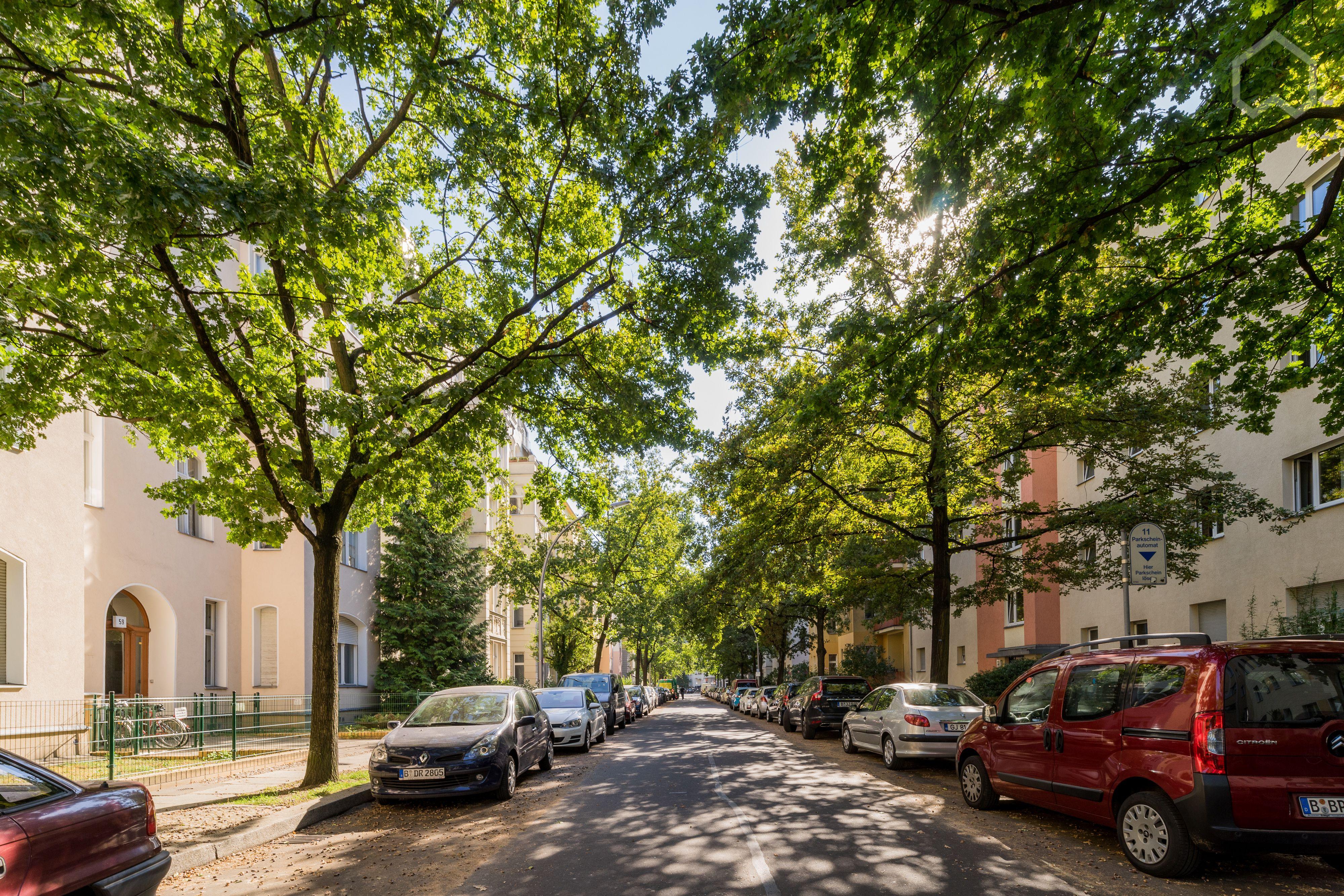 Bamberger Straße