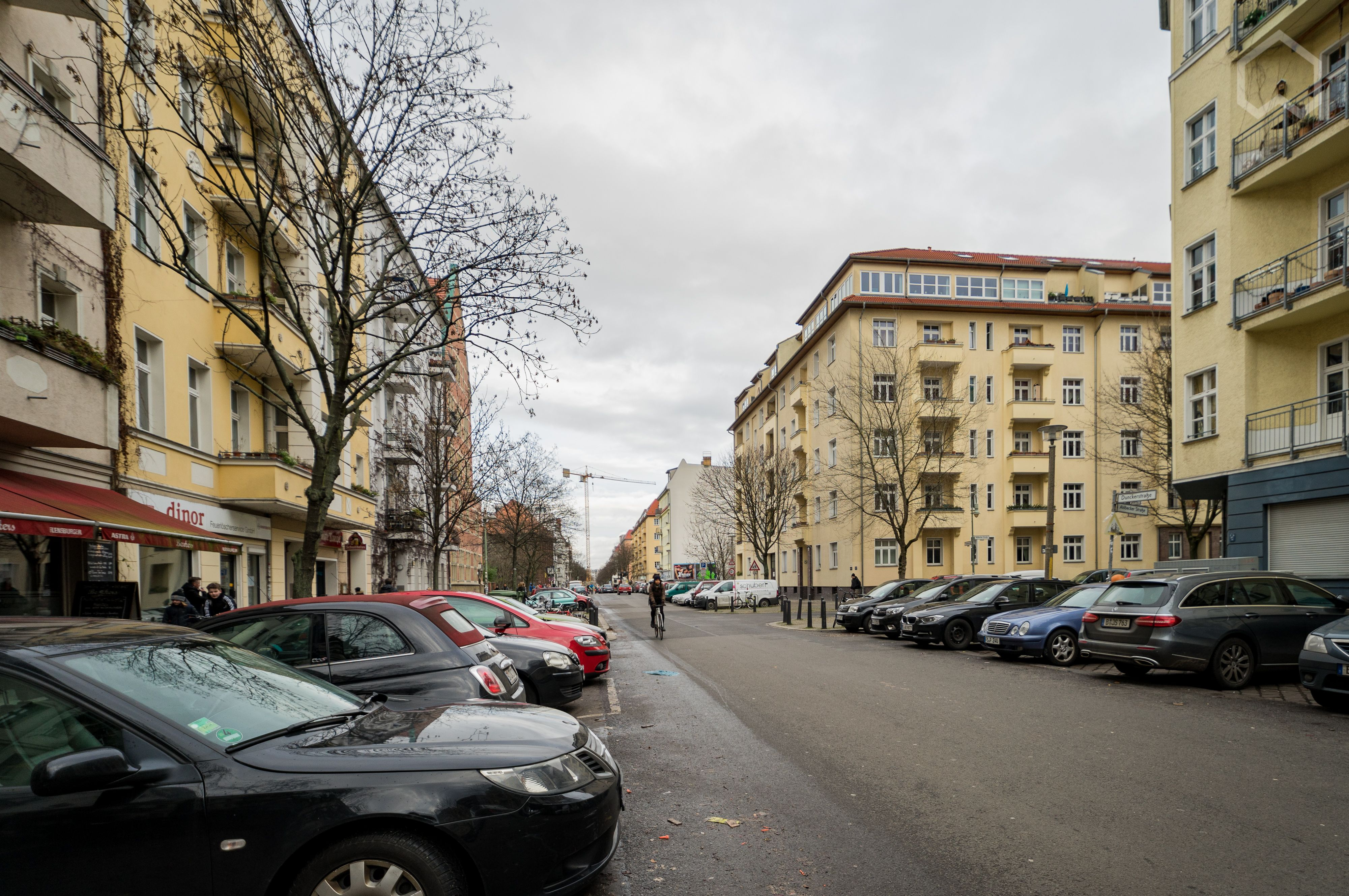 Dunckerstraße