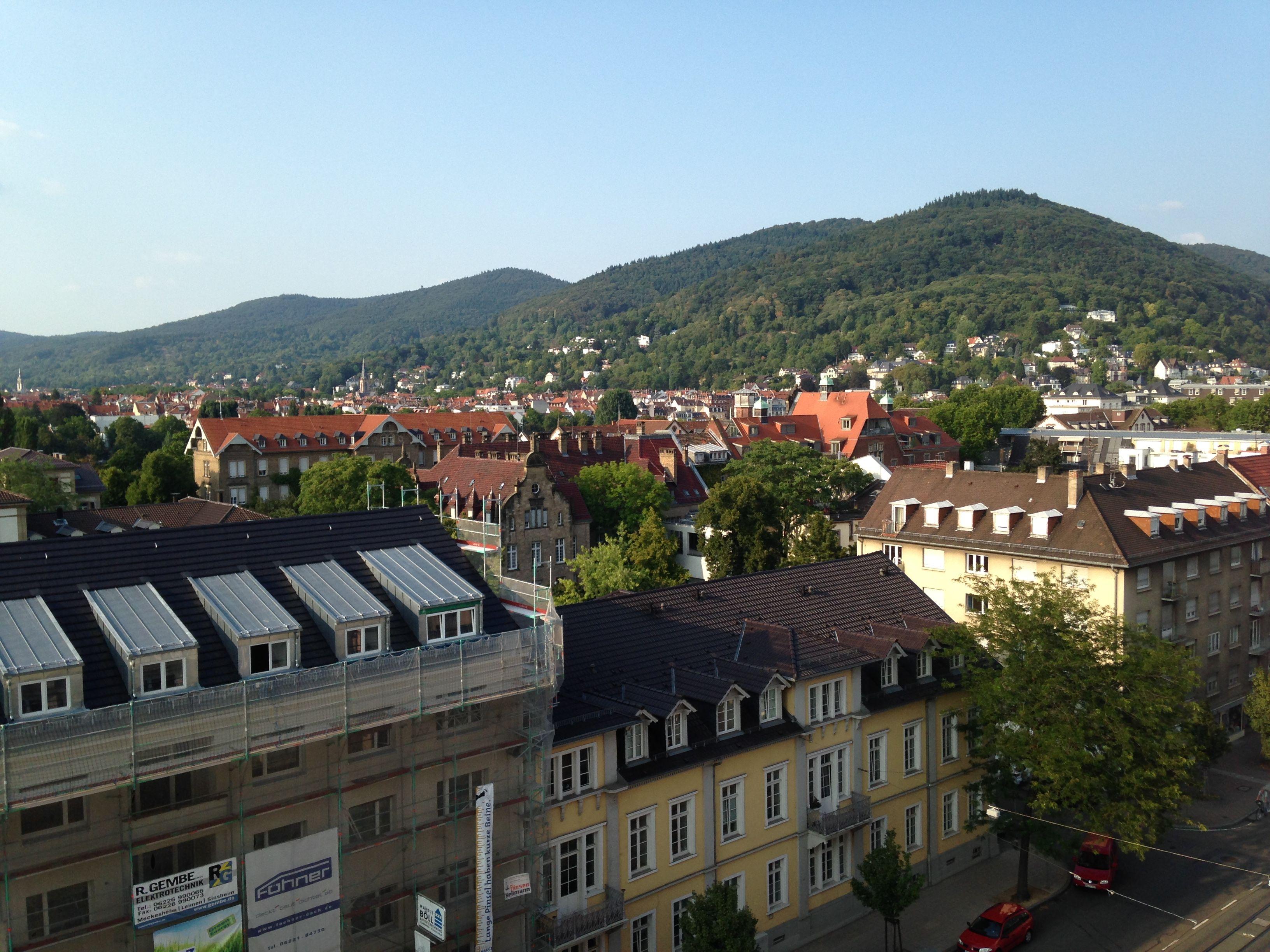 Mietwohnung in Heidelberg